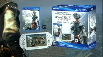 White PS Vita Bundle Announced