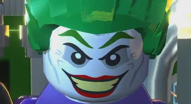 E3 2012: Lego Batman 2 Trailer