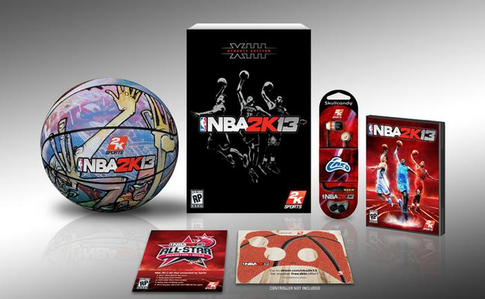 NBA 2K13 Dynasty Edition Revealed