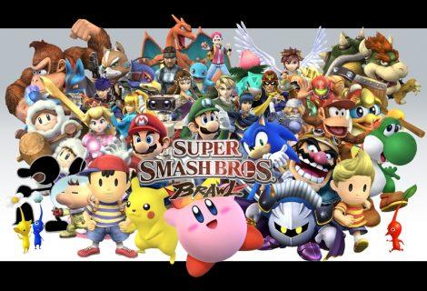 Namco Bandai Will Be Developing New Super Smash Bros Game