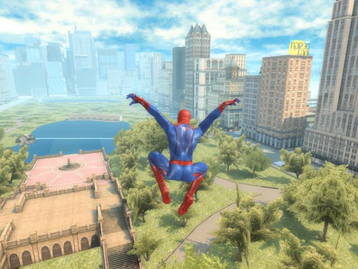 The Amazing Spider-Man Mobile Trailer
