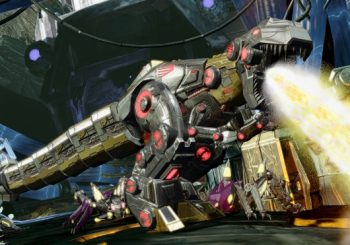 E3 2012: Transformers: Fall of Cybertron Hands-On