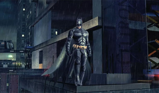 The Dark Knight Game