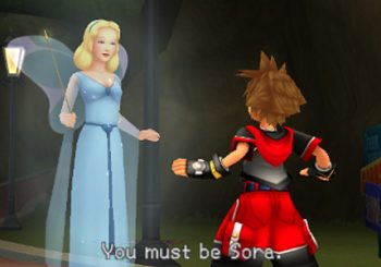 New Kingdom Hearts 3D Screenshots from Pinocchio's Home