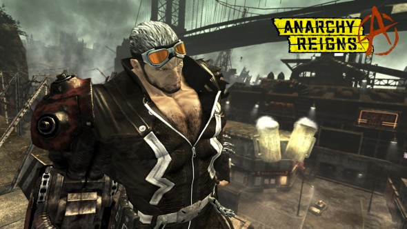 Anarchy Reigns To Release in Q1 2013