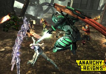 Anarchy Reigns Hands On Demo Gameplay