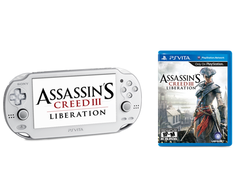 Assassin's Creed PS Vita Bundle Receives Some Revisions