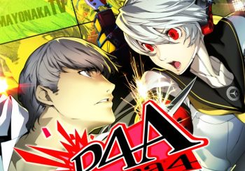 Persona 4 Arena Box Art Revealed