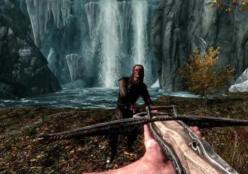 Skyrim's Dawnguard DLC Contains ONE Crossbow