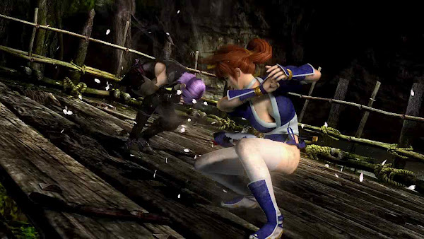 """Dead or Alive 5 Introduces A New Character Called """"Rig"""" Plus Improved Photography Mode"""