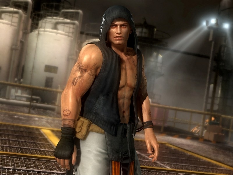 Rig And Bass Dead or Alive 5 Character Trailer