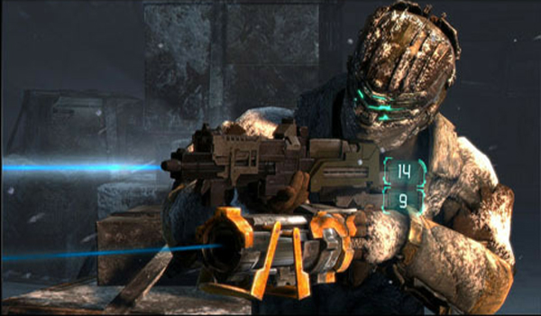 E3 2012: Dead Space 3 Announce Trailer, In Case You Missed It
