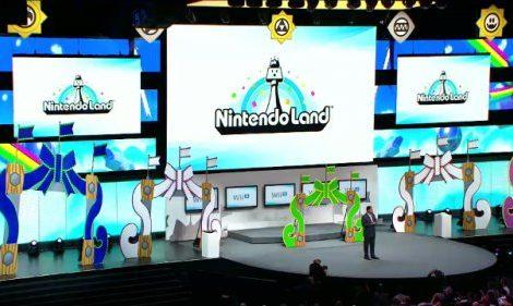 E3 2012: Nintendo Land Unveiled