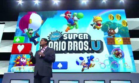 E3 2012: New Super Mario Bros. U Coming to Wii U