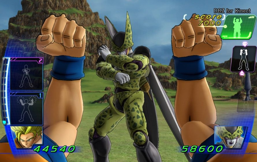 E3 2012: Gameplay Footage Of Dragon Ball Z for Kinect