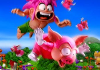 Reminder: Tomba Releases Today on the PSN