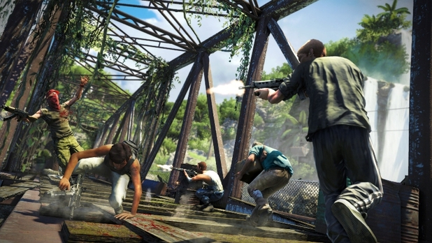Far Cry 3 Co Op Gameplay Walkthrough Video Released Just Push Start