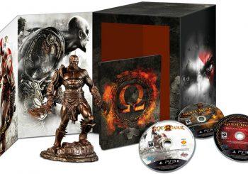 Sony Reveals God of War Omega Edition