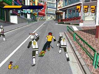 Jet Set Radio HD Set for September Release