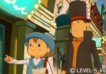 Profesor Layton & The Miracle Mask Dated this November
