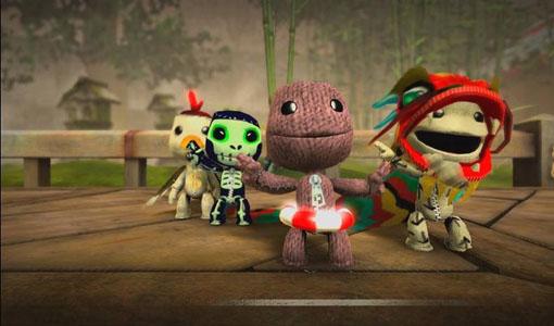 LittleBigPlanet Reaches 7 Million Levels