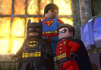 LEGO Batman 2: DC Super Heroes (PS Vita) Cheat Codes