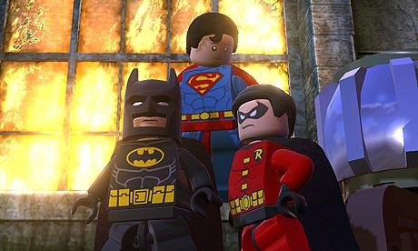 Lego Batman 2 Dc Super Heroes Ps Vita Cheat Codes Just Push Start
