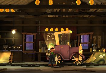 E3 2012: Luigi's Mansion Dark Moon Detailed, Coming this Holiday