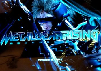 New Metal Gear Rising: Revengeance Trailer Confirms Early 2013 Release