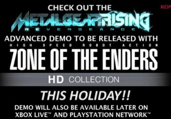 Want to try out Metal Gear Rising? Zone of the Enders HD Will Let You