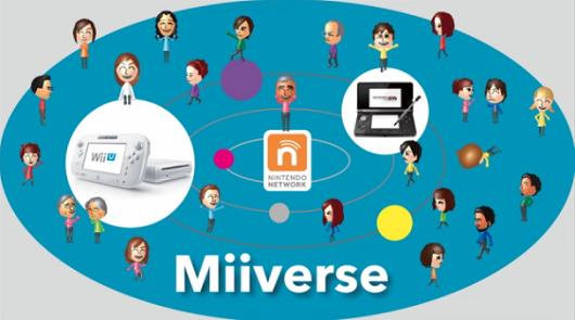 E3 2012: Nintendo Announces Miiverse for Wii U