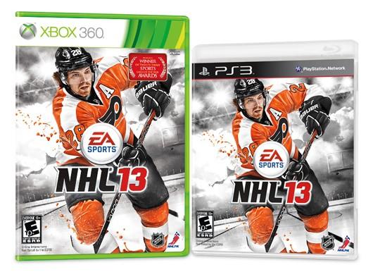 NHL 13 Cover Athlete Revealed