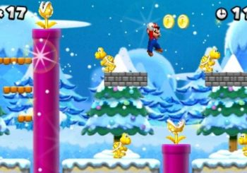 E3 2012: New Super Mario Bros. 2 on the 3DS Gets a Release Date