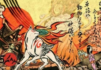 Okami HD Coming to PS3 this November