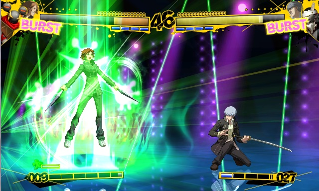 E3 2012: Persona 4 The Arena Hands-On