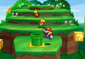 E3 2012: Paper Mario Sticker Star sticking to your 3DS this Holiday