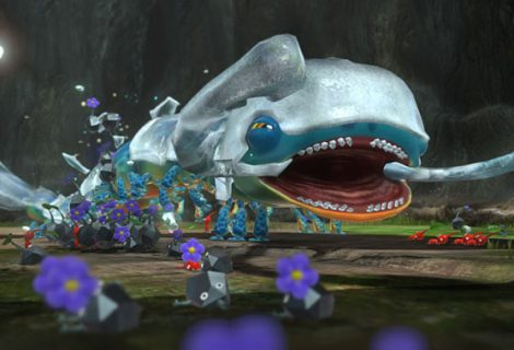 E3 2012: Pikmin 3 for Wii U Detailed