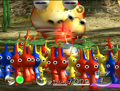 E3 2012: Pikmin 3 Announced for the Wii-U