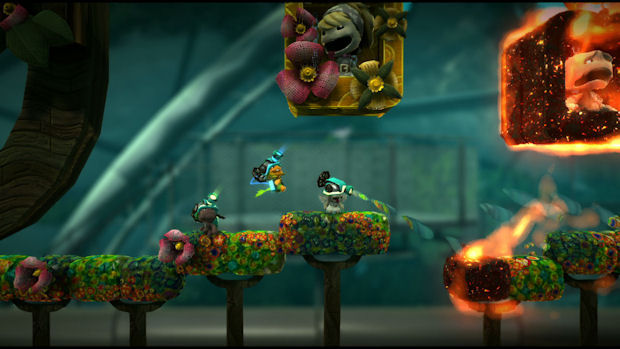PS Vita Version Of LittleBigPlanet Receives A Large Update
