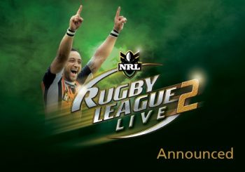 Rugby League Live 2 Announced With Screenshots