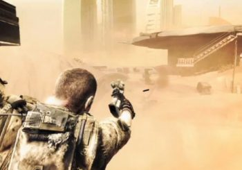 Spec Ops: the Line Co-Op Mode is Now Available