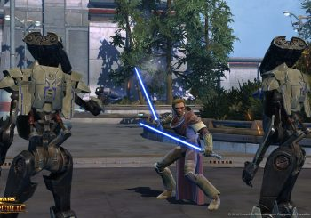 E3 2012: Star Wars The Old Republic Gets Free-to-Play Update this July