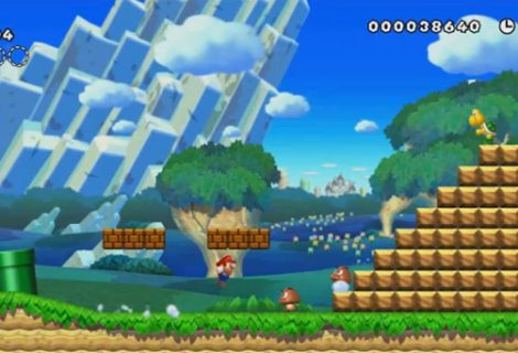 E3 2012: New Super Mario Bros. for the Wii-U will use Miiverse