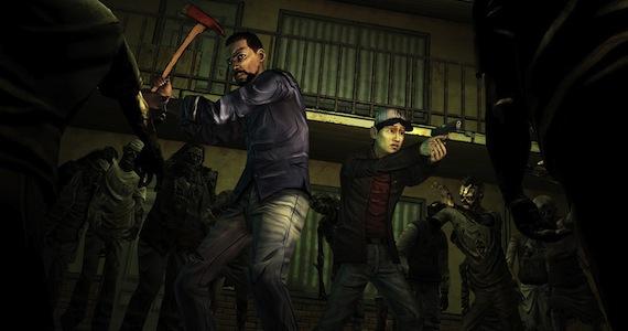 The Walking Dead Tops May PSN Downloads