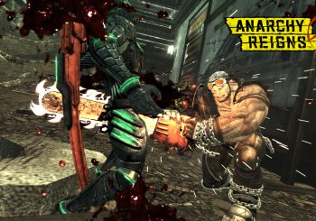 Anarchy Reigns First 15 Minutes