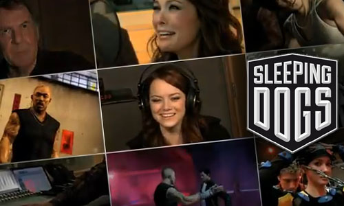 Sleeping Dogs Features Hollywood Voice Cast