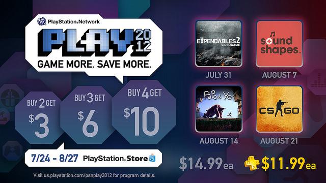 PSN Play Retooled for 2012