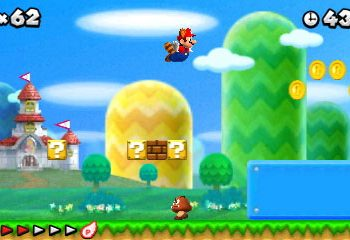 New Super Mario Bros. 2 File Size Revealed