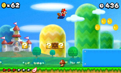 New Super Mario Bros. 2 File Size Revealed