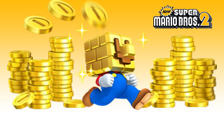 Get Double Club Nintendo Coins on DL Version of New Super Mario Bros 2
